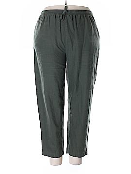 DressBarn Linen Pants Size 14 - 16W