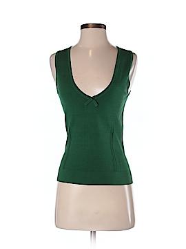 HUGO by HUGO BOSS Sleeveless Silk Top Size S
