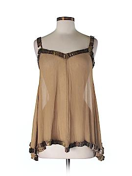Day Birger et Mikkelsen Sleeveless Silk Top Size 34 (EU)