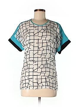 Sachin + Babi Short Sleeve Blouse Size XS