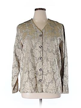 Isabella Bird Long Sleeve Blouse Size XL