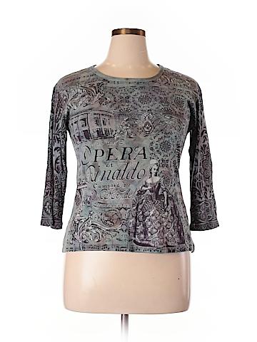 Glima 3/4 Sleeve T-Shirt Size XL