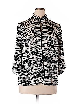 Alex Evenings Cardigan Size 1X (Plus)
