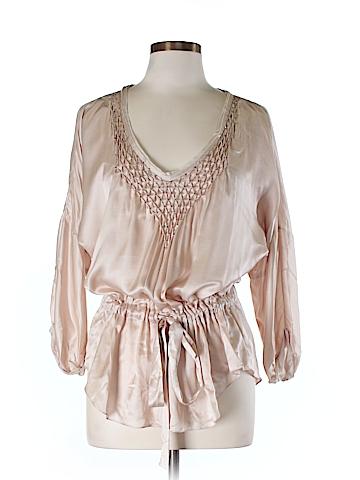 Rebecca Taylor 3/4 Sleeve Blouse Size 12