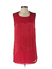 Akira Chicago Red Label Women Sleeveless Blouse Size S