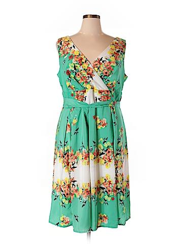 Rabbit Rabbit Rabbit Designs Casual Dress Size 16