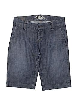 !It Jeans Denim Shorts 27 Waist