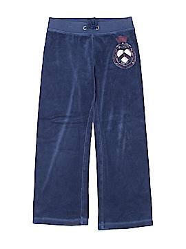 Juicy Couture Velour Pants Size 5