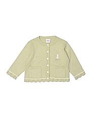Classic Pooh Girls Wool Cardigan Size 2