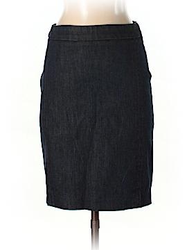 J. Crew Denim Skirt Size 0 (Petite)
