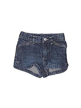 Genuine Kids from Oshkosh Denim Shorts Size 24 mo