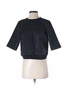 Simply Vera Vera Wang 3/4 Sleeve Blouse Size S