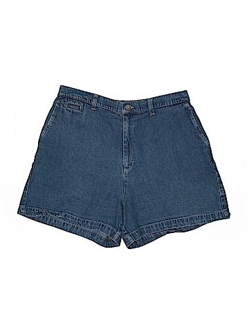 St. John's Bay Denim Shorts Size 16
