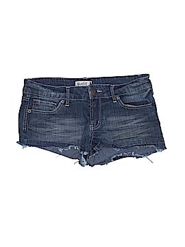 Scarlet Boulevard Denim Shorts 29 Waist