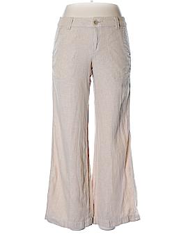 Pilcro and The Letterpress Linen Pants Size 10 (Petite)