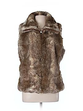 C. Wonder Faux Fur Vest Size L