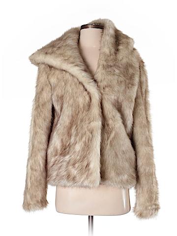 SW3 Bespoke Faux Fur Jacket Size M
