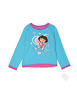 Nick Jr Long Sleeve T-Shirt Size 4T