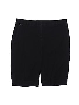 White House Black Market Khaki Shorts Size 2