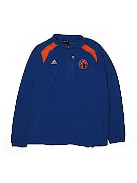 Adidas Fleece Jacket Size 18