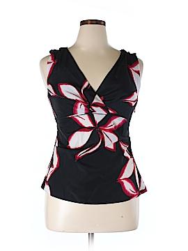 Morning Lady Inc. Sleeveless Blouse Size L