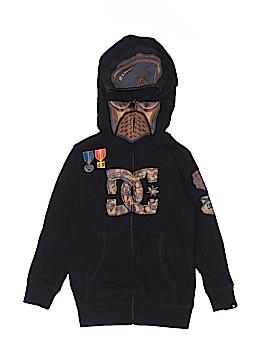 DC* Zip Up Hoodie Size 4T