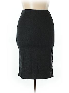 Sisley Wool Skirt Size 46 (EU)