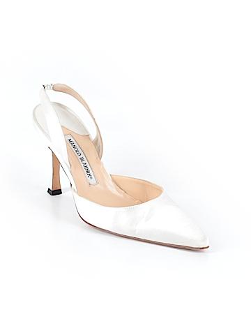Manolo Blahnik Heels Size 8