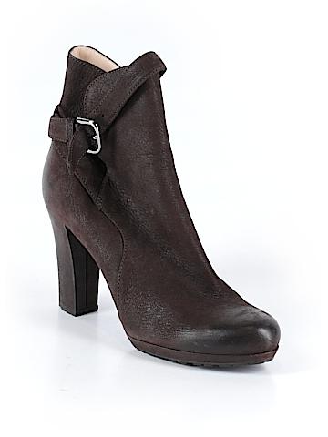 Prada Linea Rossa Ankle Boots Size 39.5 (EU)