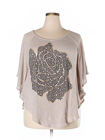 Deb Pullover Sweater Size 2X (Plus)