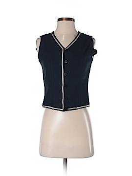 DKNY Jeans Tuxedo Vest Size 5