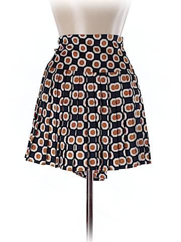 Theory Silk Skirt Size 10