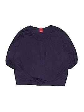 Ella Moss 3/4 Sleeve Top Size 14