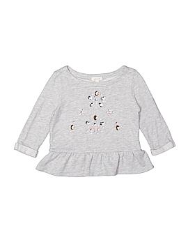 Monteau Girl Sweatshirt Size 6