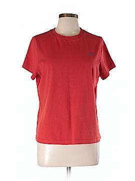NordicTrack Short Sleeve T-Shirt Size L