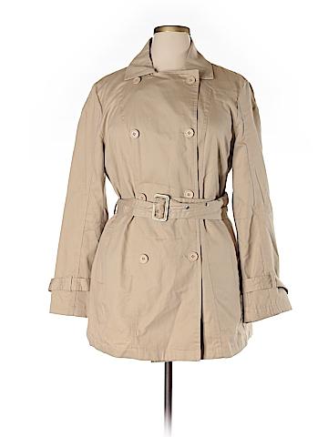 Chadwicks Trenchcoat Size XL