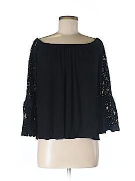 VAVA by Joy Han Long Sleeve Blouse Size M