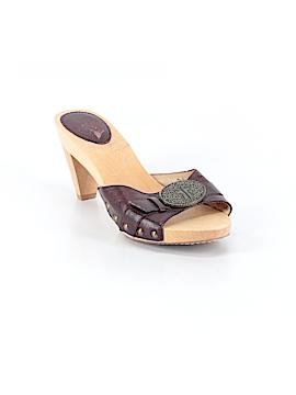 FRYE Mule/Clog Size 6 1/2