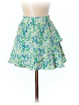Amour Vert Silk Skirt Size M
