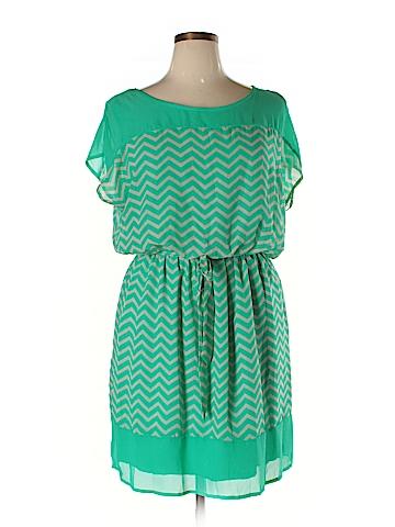 Tacera Casual Dress Size XL