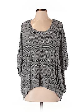 Nicole Miller Artelier Short Sleeve Top Size S