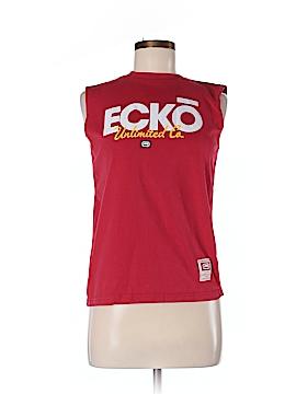 Ecko Unltd Sleeveless T-Shirt Size M