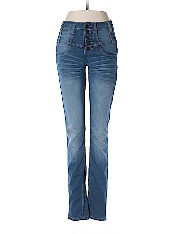 Indigo Blue Jeans Size 1 (Maternity)
