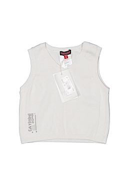 Catimini Sweater Vest Size 6 mo