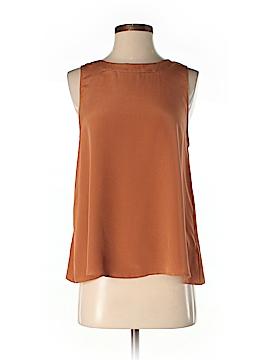 Kain Label Sleeveless Silk Top Size S