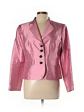 Adrianna Papell Silk Blazer Size 12