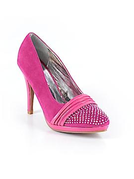 Kiss & Tell Heels Size 7 1/2