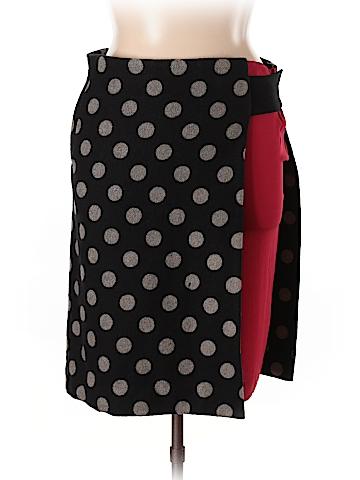 Diane von Furstenberg Wool Skirt Size 14