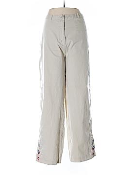 Denim & Co Casual Pants Size M