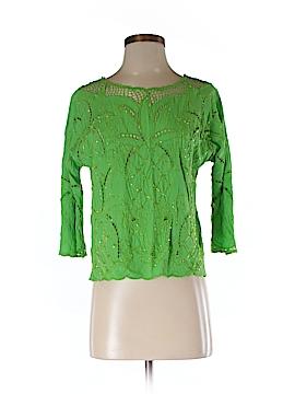 Vanity 3/4 Sleeve Blouse Size S